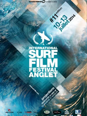 INTERNATIONAL SURF FILM FESTIVAL 2014