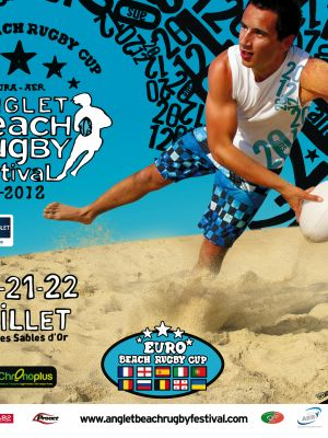 Anglet Beach rugby Festival 2012
