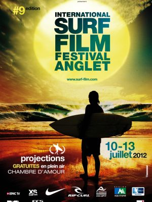INTERNATIONAL SURF FILM FESTIVAL 2012
